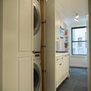 Custom Cabinet for Washer/Dryer