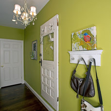 Traditional Laundry Room by Erin Hoopes