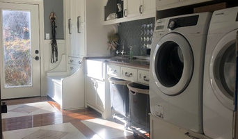 Custom Laundry Room Cabinets
