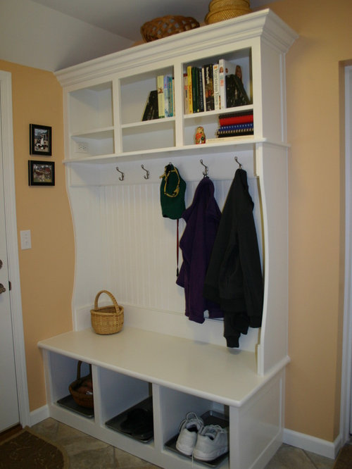 Breezeway To Garage Mudroom