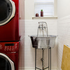 Traditional Laundry Room by Williams Drake: Build I Remodel I Landscape