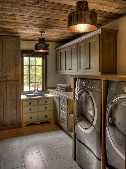 Rustic Laundry Room Design Ideas Remodels Amp Photos