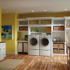 Laundry Room by MasterBrand Cabinets, Inc.