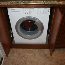 Contemporary Laundry Room by Lowes of Indian Land, SC