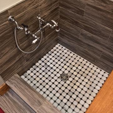 Dog Shower / Boot Washing Station