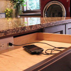 Traditional Laundry Room by MRF Construction, Inc.