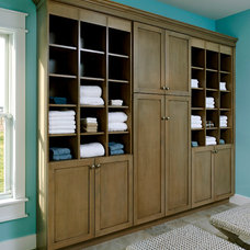 Traditional Laundry Room Duffie Residence