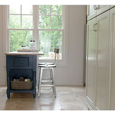 Transitional Laundry Room by Dwellings