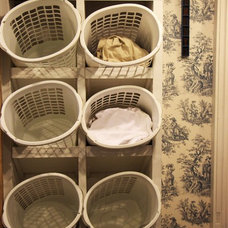 Traditional Laundry Room by Donna Driver Design