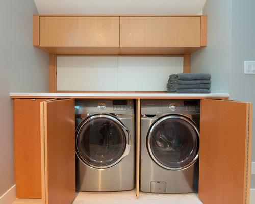 waschmaschinen schrank waschk che schr nke und. Black Bedroom Furniture Sets. Home Design Ideas