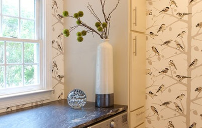 The Cure for Houzz Envy: Laundry Room Touches Anyone Can Do