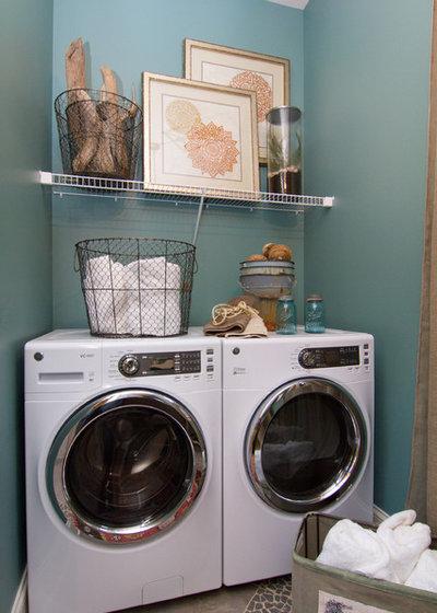 エクレクティック ランドリールーム Eclectic Laundry Room