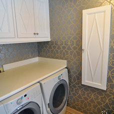 Traditional Laundry Room by At Home and Company