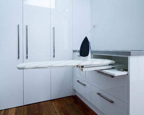 Foto e Idee per Lavanderie - lavanderia moderna Melbourne