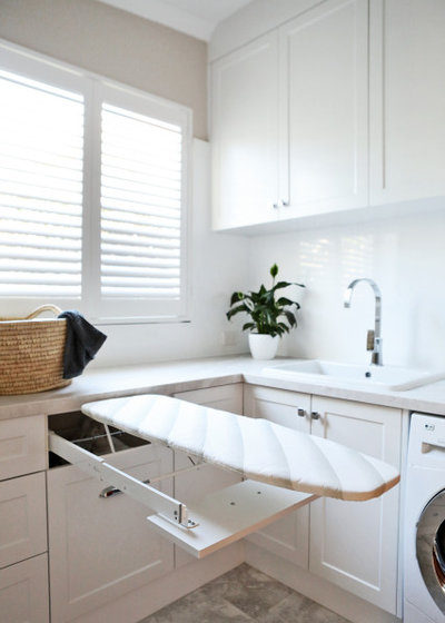 Traditional Laundry Room by Smart Style Bathrooms