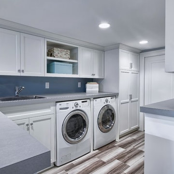 Entries, Mudrooms, and Laundry rooms