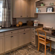Traditional Laundry Room by Town & Country Kitchen and Bath