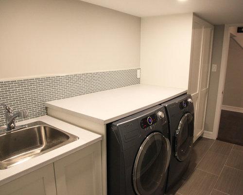 Fotos de lavaderos dise os de lavaderos modernos con for Lavaderos modernos