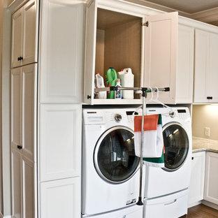 Pull Down Closet Rod Laundry Room Ideas Photos Houzz