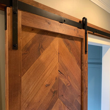 Family Laundry and Mudroom