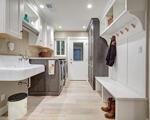hauswirtschaftsraum mit ausgussbecken ideen f r. Black Bedroom Furniture Sets. Home Design Ideas