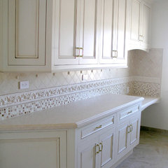 traditional laundry room by CUCINA KITCHENS & BATHS