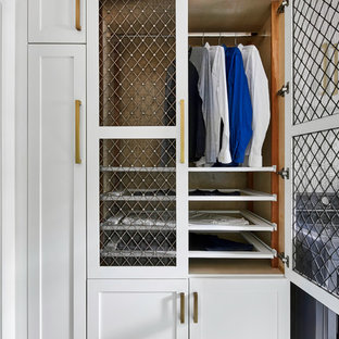 Fossil Creek Laundry Room- Drying Cabinet