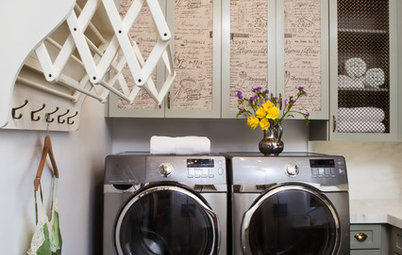 How to Create an Efficient Laundry System in a Small Space
