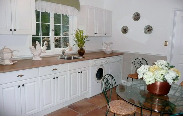Traditional Laundry Room Frenchflair