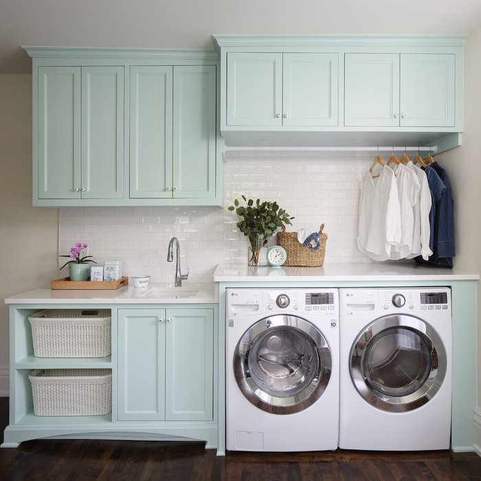 Houzz 6 Fantastic Laundry Rooms