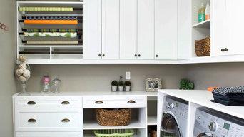 Fresh Laundry Room Design