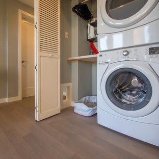 From Pandora's Box to Jewel Box - Laundry Closet