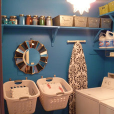 Laundry Room by Laura Hayes