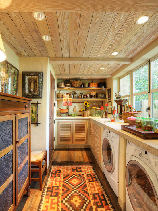 Pantry And Laundry Room Combos Houzz