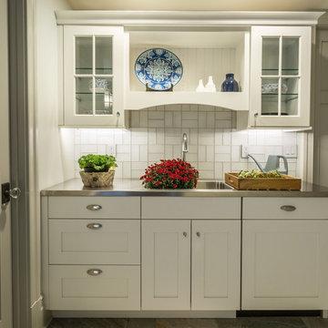 Gardner's Retreat Kitchen, Baths, Laundry & Studio