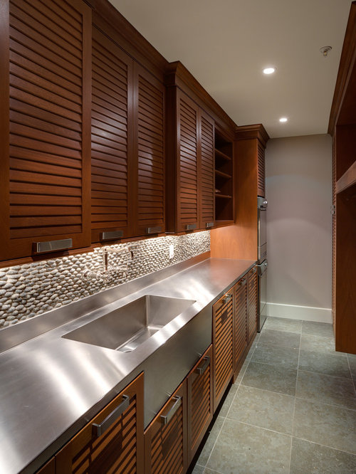 Louvered Cabinet Doors Home Design Ideas Pictures