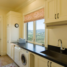 Traditional Laundry Room by Surface Art Countertops, Inc.