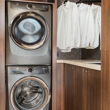 Glamorous Laundry Room