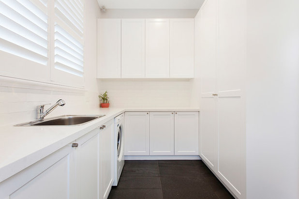 Laundry Room by Everlong Constructions