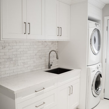 Golden Oak Drive Laundry Room
