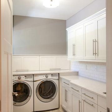 Gourmet Laundry Room