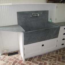 Traditional Laundry Room by Kohl Building Products