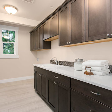 Greater Seattle Area | The Acropolis Laundry Room