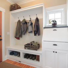 Craftsman Laundry Room by First Lamp