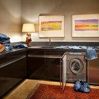 Haley Modern Family Basement Room
