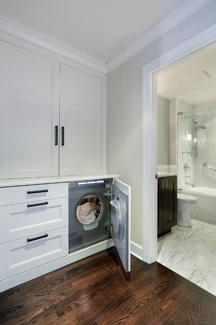 Modern Laundry Room by 2 Design Group