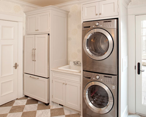 Stacked Washer Dryer | Houzz