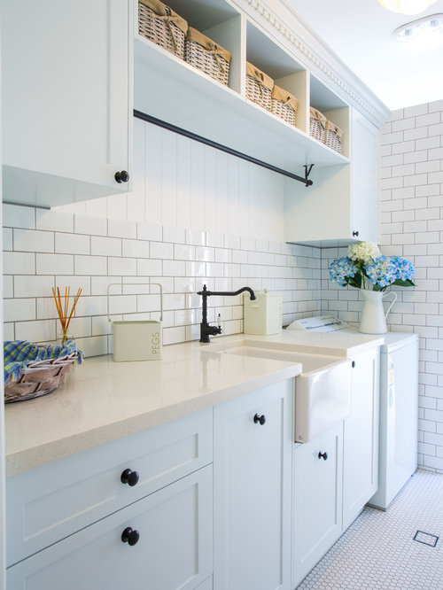 75 Trendy Large Canberra - Queanbeyan Laundry Room Design Ideas ...