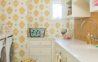 Soak Up Ideas From 3 Smart Laundry Rooms