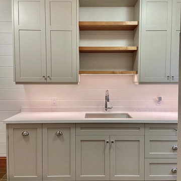 Harrier Project - Laundry and Pantry